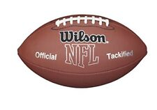 New Wilson F1415 Nfl Mvp Football Official Size Free Shipping
