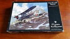 Classic Airframes Fiat CR 42 Biposto 1/48 Regia Aeronautica Sealed