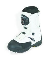HMK Men's Size 15 Team BOA White Snowmobile Snocross Waterproof Boot