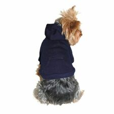 Chemise bleue pour chien