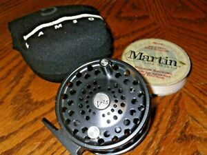 Lamson Velocity 1.5 Fly Reel **Great** 3/4/5 wt. lines, Grey + spool backing