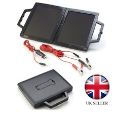 Visua 4 Watt 12V Solar Panel Trickle Car Battery Charger FREE DELIVERY