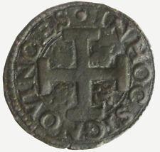 REGNO DI NAPOLI - Carlo V - moneta da 3 cavalli - ottima conservazione