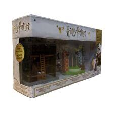 Harry Potter Quidditch Pitch, Ollivander's Wand Shop Mini Playset