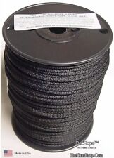 """300' - 1/8"""" FIRST QUALITY POLYESTER ROPE TENTS, DOOMSDAY PREPPER, DIPOLE ANTENNA"""