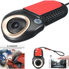 170°HD 1080P Mini Wifi Car DVR Video Recorder Camcorder Camera G-sensor Wireless