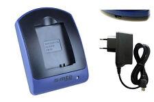 Cargador de red (USB) NP-FW50 para Sony alpha ? DSLR A6000, ILCE-6000