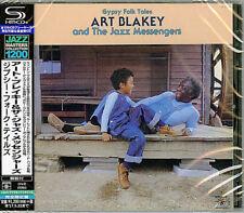 ART BLAKEY & THE JAZZ MESSENGERS-GYPSY FOLK TALES-JAPAN SHM-CD C15