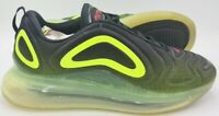 Nike Air Max 720 Retro Future Trainers AO2924-008 Black/Volt UK10/US11/EU45