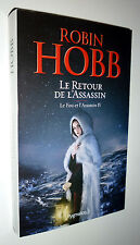 Occaz' : LIVRE - Robin HOBB - Le Retour de l' Assassin - Tome IV - NEUF