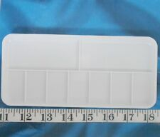 ~ Shell Sorting Tray ~ 9 Wells ~ Rectangular ~ Shellcraft ~ Sailor's Valentines~