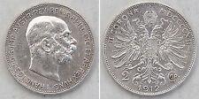 Austria/Austria 2 corone 1912 ARGENTO FRANCESCO GIUSEPPE