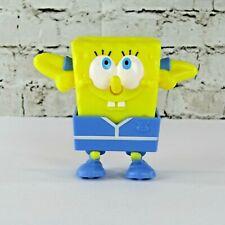 "Spongebob Squarepants Soccer Player 3"" Tall McDonald's Happy Meal Action Figure"