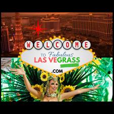 LasVegrass.com - Premium Cannabis Domain Name - Las Vegas, Nevada -