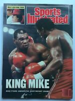 MIKE TYSON: BOXING'S UNDISPUTED HEAVYWEIGHT CHAMP Sports Illustrated Magazine