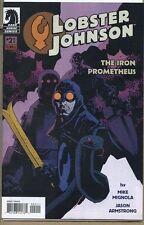 Lobster Johnson the Iron Prometheus 2007 series # 2 very fine comic book