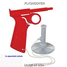 Fly Shooter - Original Bug Gun by Martin Paul Made in USA Assorted Colors