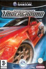 Nintendo Gamecube: Need For Speed Underground