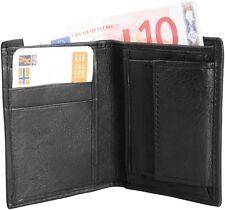 Echtes Lammleder - Klein - Mini - Geldbörse - 7x10 cm  - Kompakt - Neu