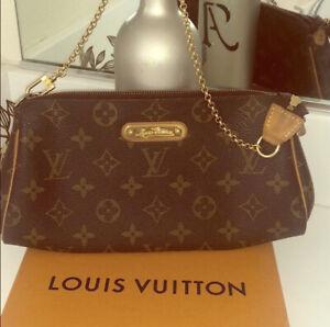 ✨ Louis Vuitton Eva Cluth Crossbody ✨
