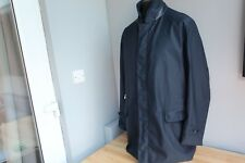 Brioni Storm Jacket 2XL Leather Trim Pristine WOOL/NYLON/SILK RRP £3600