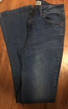 Ladies Size 8 Bootcut Stretch Jeans From New-look Vgc