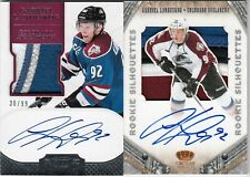 2011 Panini Dominion Gabriel Landeskog Patch Auto Rookie RC SP /99