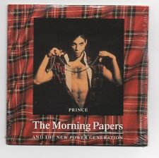 PRINCE & THE NEW POWER GENERATION CD SINGLE 3 TR (NEW) THE MORNING PAPERS