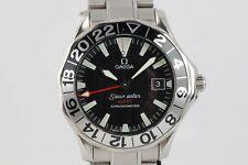 Omega GMT Seamaster 50th Anniversary