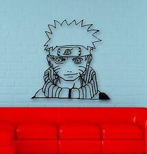 Wall Stickers Vinyl Decal Anime Oriental Naruto Manga Cartoon Nursery (ig835)