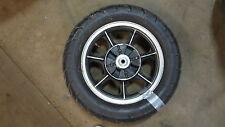 1987 Kawasaki 454 LTD EN450 K345. rear wheel rim 15in