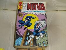 NOVA n° 109 de 1987- SPIDER MAN - LES FANTASTIQUES IRON MAN comme neuf.