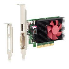 NVIDIA GEFORCE GT730 PCI-EXPRESS X8 2GB DDR3 GRAPHICS CARD DVI/DISPLAY PORT