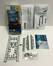 Wall Advertisement with two lights KIBRI 49809 HO scale Kit