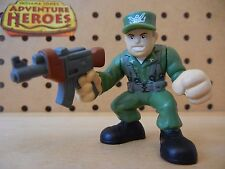 Indiana Jones Adventure Heroes Rare Soviet Colonel Dovchenko from Wave 2