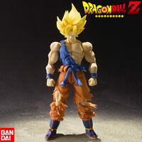 FIGURE DRAGON BALL Z SON GOKU GOKOU SUPER SAIYAN SHF FIGUARTS ZERO ANIME MANGA 1