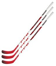 3 New CCM RBZ 240 Grip hockey stick 65 flex Int P40 RH R right hand intermediate