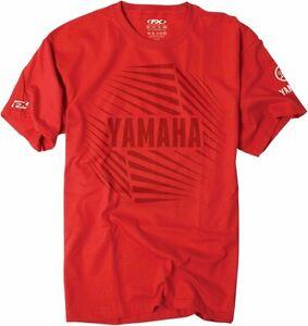 FX Yamaha  MX ATV BMX casual wear mens adult XXlarge XXL T shirt Red