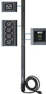 Trip Lite Metered PDU 30amps / 30 Outlets