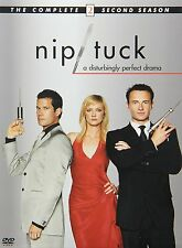 Nip/Tuck: Complete Second Season [Import USA Zone 1] 6 DVD - NEUF -