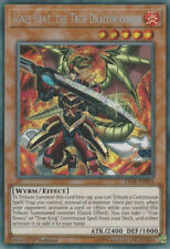 Ignis Heat, the True Dracowarrior FIGA-EN053 Secret Rare 1st Edition Near Mint