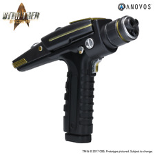 Anovos Star Trek Discovery Starfleet Hand Phaser 1:1 Prop Replica In Hand New