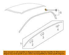 KIA OEM 04-09 Amanti Roof-Drip Molding Retainer 828723D000