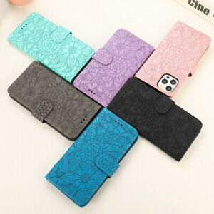 For iPhone 12 Pro Max 11 XR XS X 8 7 Shockproof TPU PU Leather Hybrid Case Cover
