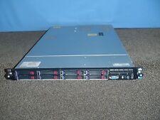 HP DL360 G7 Server 2x Quad Core Xeon E5620 2.40GHz 24GB 8x146GB 10K SAS