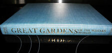 ** GREAT GARDENS OF THE WESTERN WORLD by Peter Coats 1963 H/B Book Gardening