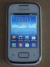 Samsung Galaxy Pocket Plus GT-S5301 4GB White Unlocked Smartphone Digital Camera