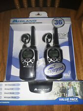 MIDLAND GMRS TWO-WAY RADIOS GXT1000VP4