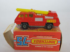 Matchbox Superfast Blaze Buster Mb 22 C3 Made in England in 1975