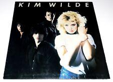 +++ Vinyl-LP +++ KIM WILDE Same 1st Album +++ Kids in America Chequered Love +++